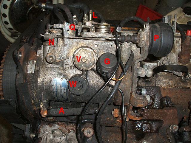 1 6CS to AEF Engine Swap - The Brick-yard - Page 1