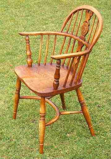 windsor chairs handmade by colin foxhall tavistock devon